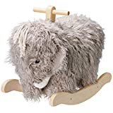 Kids Concept - Rocking Horse Neo Mammoth Plüschschaukeln, Mehrfarbig (413761)