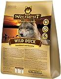 Wolfsblut   Wild Duck Senior   15 kg   Ente   Trockenfutter   Hundefutter   Getreidefrei