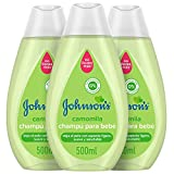 Johnson's Baby, Shampoo - 3 Stück