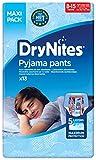 Huggies DryNites hochabsorbierende Nachtwindeln bei Bettnässen, für Jungen 8-15 Jahre, 4 x 13 Stück (insgesamt 52 Stück)