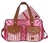 Lief! 440-6712-1 Wickeltasche, pink