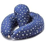Niimo Stillkissen Seitenschläferkissen Schwangerschaftskissen mit Klein Kissen zum Schlafen...