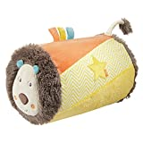 Fehn 066326 Krabbelrolle Löwe – Krabbel-Hilfe im lustigen Löwen Design für Babys und...