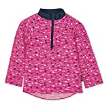 Sterntaler Mädchen Langarm-Schwimmshirt, UV-Schutz 50+, Alter: 2 - 3 Jahre, Größe: 86/92, Farbe: Magenta