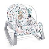 Fisher-Price GWD39 - Baby Schaukelsitz, tragbarer Schaukelsitz für Babys und Kleinkinder