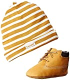 Timberland Unisex Baby Chukka Boots mit Hut , Gelb (Wheat), 17 EU