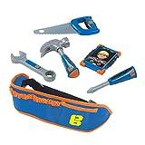 Smoby 360129VPC The Builder Bob der Baumeister Werkzeuggürtel