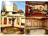 Cuxhaven - Duhnen. Badhotel Sternhagen. Alte Mehrbild AK farbig, gel. 1985. 4 versch. Ansichten, Gebäudeansicht, Lobby, Sprudelbad, Thermal - Quellbad.