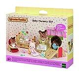 Sylvanian Families 5436 Babyzimmer-Set - Puppenhaus Einrichtung Möbel