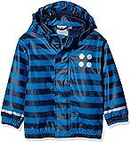 LEGO Wear Baby-Jungen Justice 102-RAIN Jacket Regenjacke, Blau (Dark Navy 589), 92
