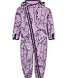 Racoon Baby-Mädchen Fleur Softshellanzug Wassersäule 5.000 Schneeanzug, Mehrfarbig (Lavender Lav),...