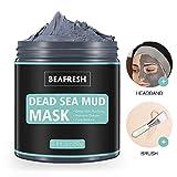 Natürliche Schlammmaske aus dem Toten Meer - Gesichtsmasken Körperreinigung Entspannende...