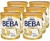 Nestlé BEBA SUPREME 1 Anfangsnahrung: von Geburt an, Pulver, mit pflanzlichen Ölen, ohne Palmöl,...