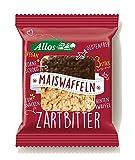 Allos Bio Ama. Mais-Waffeln mit Zartbitterschokolade (6 x 37,50 gr)