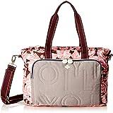 Oilily Damen Charm Diaperbag Mhz Rucksackhandtasche Pink (Rose)