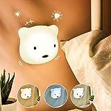 Etmury LED Nachtlicht Kinder, 3M Nachtleuchte Baby Touch Lampe für Schlafzimmer, Nachttischlampen...