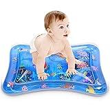 Wassermatte Baby Wasserspielmatte Stimulieren Sie das Wachstum Ihres Babys Babyspielzeug 3 bis 24...