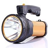 ALFLASH Led Taschenlampe Laterne 7000 Lumen 9000mAh USB Wiederaufladbare CREE Led Handscheinwerfer...