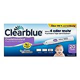 Clearblue Ovulationstest Fortschrittlich & Digital, 20 Tests, 20 Stück