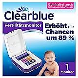 Clearblue Kinderwunsch Fertilitätsmonitor: Zykluscomputer zum Testen auf Eisprung und...