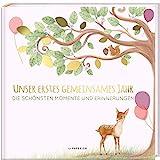 Babyalbum - UNSER ERSTES GEMEINSAMES JAHR (rosé): Die schönsten Momente und Erinnerungen -...