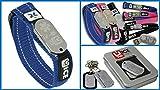 UTAG - SPORT SOS ICE - ID-Armband, blau, mit Notfall-USB-Stick