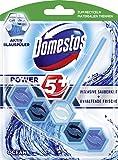 Domestos Power 5+ WC-Stein (für ein sauberes Bad Ocean mit Anti-Kalk-Schutz) ( 7 x 55 g)