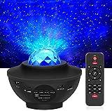LBell ternenhimmel LED Projektor Sternenhimmel Lampe mit Fernbedienung Starry Stern...