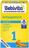 Bebivita Milchnahrung 1 Anfangsmilch, 4er Pack (4 x 500 g) 1116-03