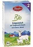 Töpfer Bio Folgemilch Auf Ziegenmilchbasis 2, 400 g
