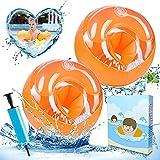 Schwimmflügel für Kinder,Swimsafe Schwimmflügel,Schwimmhilfe für Kinder,Schwimmring für Baby,Schwimmreifen für Arm,Schwimmring für Anfänger (S)