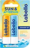 Labello Sun & Aftersun Lippenpflegeset (2 x 5,5 ml), Set aus Labello Sun Protect und Labello Hydro...