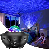LED Sternenhimmel Projektor,Slols Galaxy Light Sternenlicht Projektor mit 360°Drehen...