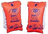 BEMA® Original Schwimmflügel, orange, Größe 00, bis 11 kg, 0-1 Jahr