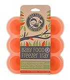 Babybrei Aufbewahrung zum Einfrieren von Babynahrung und als Behälter für Beikost | 2 Farben zur...
