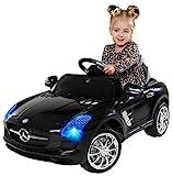 Kinder Elektroauto Mercedes Lizenziert SLS AMG Original Lizenz Kinderauto Kinderfahrzeug Elektro...