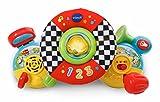 VTech Baby 80-192504 80-192504-Tut TUT Flitzer-Lernlenkrad, Kleinkindspielzeug, bunt