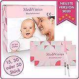 MediVinius® - Ovulationstest mit sicherem Ergebnis - Fruchtbarkeitstest für Frauen mit...