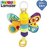 Lamaze Baby Spielzeug Freddie, das Glühwürmchen Clip & Go - hochwertiges Kleinkindspielzeug -...