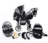 You and Baby SPORTIV-X2 Kombi-Kinderwagen 3in1 | mit Zubehör | für Kinder ab der Geburt bis 3...
