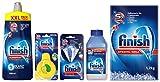 Finish 'Alles für Ihre saubere Spülmaschine' Monatspack mit 5 Artikeln