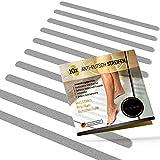 husstand Anti-Rutsch Streifen für Badewanne & Dusche - 100% Transparent & Selbstklebend -...