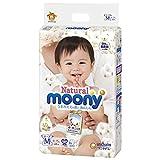 Windeln Moony Natural M (6-11 kg)//Japanische Dias Moony Natural M (6-11 kg)//Понские ПодГНикики Moony Natural M (6-11 kg)