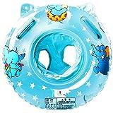 Schwimmring Baby Schwimmsitz Kinder Schwimmreifen Spielzeug, Kleinkinder ab 6 Monate bis 3 Jahre,...