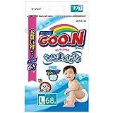 GOO.N ( Goon ) Japanische Windeln L (9-14 kg) 68 Stück // GOO.N ( Goon ) Japanese Diapers nappies size - L (9-14 kg) 68 Stück // GOO.N ( Goon ) kg) 68 PC.