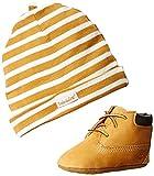 Timberland Unisex Baby Chukka Boots mit Hut , Gelb (Wheat), 16 EU (0.5 UK Child UK)