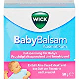 Wick Babybalsam, 50 g
