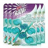CILLIT BANG Color Power WC Spüler Tropical Lagune – Toilettenreinigung mit Reinigungsschaum &...