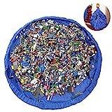 Phego Kinder Aufräumsack Spieldecke Spielzeug Speicher Tasche Aufbewahrung Beutel...