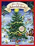 Mein allererster Adventskalender: mit 24 Pappbilderbüchern zum Herausnehmen